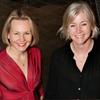 Anna Grönlund och Ulrika Egervall